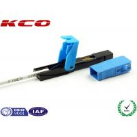 Wholesale SC / UPC Fiber Optic Fast Connector from china suppliers