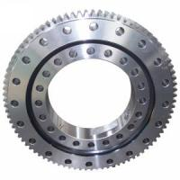 Wholesale INA and FAG bearing , XBR ball slewing bearing , swing bearing for rotating displays and manlift platform from china suppliers