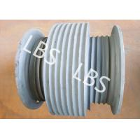 Wholesale Stainless Steel Variable Diameter Wire Rope Drum For Hoist Machinery from china suppliers