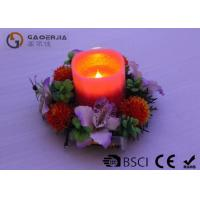 Wholesale Customized Decorative Led Candles With Moving Wick Portable DL-011 from china suppliers