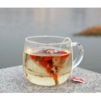 Wholesale natural medlar longan red dates fruit tea triangle teabag from china suppliers