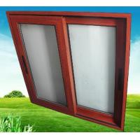 Quality 1.4mm profile thickness european style white aluminum sliding windows for sale