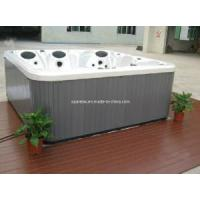Wholesale Lucite Acrylic Portable Outdoor Hot Tub SPA (A513) from china suppliers