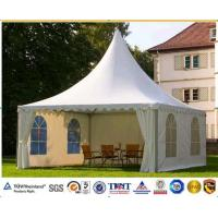 Wholesale Gazebo & Pagoda Tent » 5mx5m PVC Pagoda Tent House by Shelter Tent with Table and Chairs from china suppliers