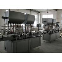 Wholesale High speed Pneumatic Driven Anti-drip Piston Filling Machine For Honey from china suppliers