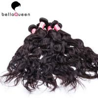 Wholesale Original Natural Black Mongolian Hair Extensions Water Wave For Black Women from china suppliers