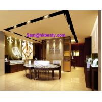 Buy cheap Jewelry store Design and furniture design, jewelry showcases manufacturer from wholesalers