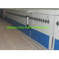 Wholesale Natural Gas Heating Rubber Extrusion Line For Solid Foam Sealing Strip from china suppliers