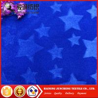 Quality minky fabric manufacturer wholesale minky dot fabric for sale
