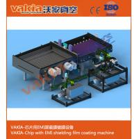 Wholesale Thin Film Coating Equipment EMI Shielding Coating / DC Sputtering Cu Conductive Coater from china suppliers