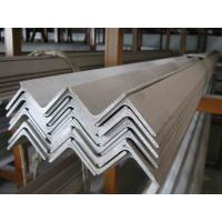 Wholesale Unequal / Equal Long Steel Angle of custom cut ASTM A36, EN 10025 S275 Mild Steel Products from china suppliers