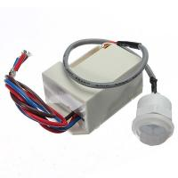 Wholesale Mini Infrared PIR Motion Sensor Switch 220V Automating Lightning Sources Sensor from china suppliers