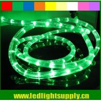 Wholesale 2 wire duralights 12v/24v led outdoor christmas rope flex lights from china suppliers