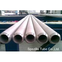 Wholesale ERW Seamless Stainless Steel Heat Exchanger Tubes / Tubing 12000 MM Length from china suppliers