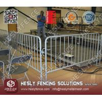 Wholesale Crowd Control barriers/Pedestrian Barriers from china suppliers