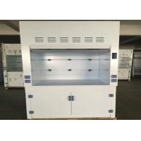 Wholesale Science Projects PP Fume Hood Workstation PVC Board Window 8-10mm Cabinet Door from china suppliers
