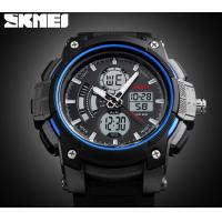 Wholesale Men Fearless Pioneer Douchty Tough Is An ATTTUDE Dual Time Out Multifunction 5 ATM Sport Watch OEM 1192 from china suppliers