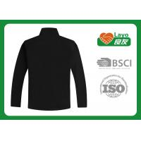 Quality Polar Fleece Jacket Waterproof , Casual Fleece Shooting Jacket for sale