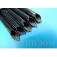Wholesale Silicone Fiberglass Braided Sleeving Silicone Fiberglass Sleeving from china suppliers