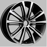 Wholesale BMW 18 Inch 19 Inch Reconditioned Alloy Wheels With Paint / Machine Face from china suppliers