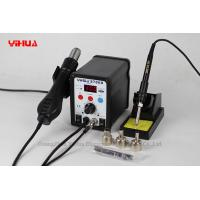 Wholesale SMD Rework Station Hot Air 2 IN 1 Soldering Station With LED Display from china suppliers