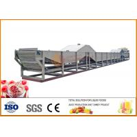 Wholesale Automatic Turnkey Tomato Ketchup Sauce Jam Production Line ISO9001 Certification from china suppliers