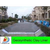 Wholesale bentonite waterproofing liner from china suppliers