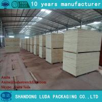 Wholesale Luda Natural Color Flat Grain Bamboo Plywood with 12mm thickness for India market from china suppliers