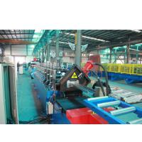 Wholesale Cold Steel Sheet Door Frame Roll Forming Machine , Metal Roofing Roll Forming Machine from china suppliers
