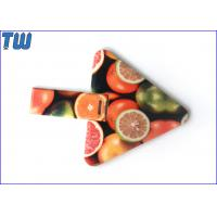 Wholesale Small Regular Triangle 32GB USB Stick Full Color Digital Printing from china suppliers