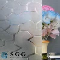 Wholesale Clear Kratachi Patterned Glass 4mm 5mm 6mm from china suppliers