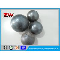 Wholesale High Performance casting Grinding Media balls for ball mill , HS 732611 HRC 58 - 68 from china suppliers