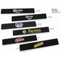 Wholesale Non Skid Soft Pvc Bar Runner, Custom Personalized Beer Mats from china suppliers