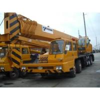 Wholesale 2011 65T TADANO all Terrain Crane Gt-650E truck crane from china suppliers