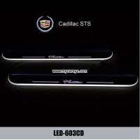 Wholesale Cadillac STS Water proof Welcome pedal auto light sill door pedal for car from china suppliers