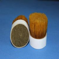 Wholesale Natural  Pig Boiled Bristle 60% 90% for paint brushes dyed dyed bristle from china suppliers