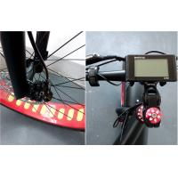 Wholesale Powerful 25kph Sandy Beach Electric Fat Bike 36v 250w For Mens from china suppliers