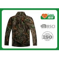 Quality Lightweight Outdoor Military Hunting Jacket  Camouflage Color Hunting Clothes for sale