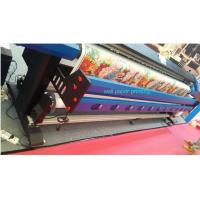 Wholesale 3.2M Wall Paper Eco Solvent Printer in 2 pcs DX5 Head CMYK 4 Color from china suppliers