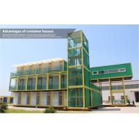 Wholesale UK Type Shipping Container Dormitory , modular container homes for living from china suppliers
