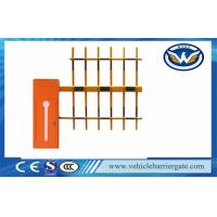Quality Auto Open And Close Vehicle Barrier Gate Led Light Bar Barrier Arms for sale
