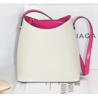 Wholesale hot-sale two tones patchwork cross-body bags for female from china suppliers
