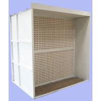 Wholesale furniture spray and drying booth from china suppliers