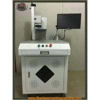Quality 10w / 30w CO2 Laser Marking Machine For Steel Wine Wooden Crates for sale