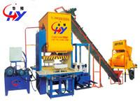Buy cheap HY-200K fly ash brick machine from wholesalers