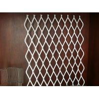 Wholesale steel reinforcement Expanded Metal Mesh / plastic coated mesh 0.5mm - 8mm Thick from china suppliers