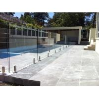 Wholesale Outside stainless steel glass railing for balcony/staircase/pool fence from china suppliers