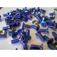 Wholesale DIN titanium torx screws/bolts and nuts/wheels bolts titanium ti 6al 4v/motorcycle equip from china suppliers