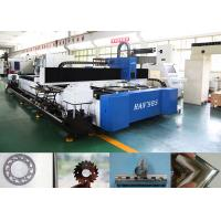Wholesale 1kw Cnc Steel Pipe Cutting Machine For Metal Tube / Plate Carbon Steel , High Speed from china suppliers