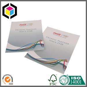 China Glossy UV Logo Printing Brochure Custom Print; Catalog, Flyer Printing Service on sale